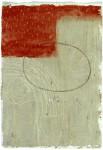 o.T. 2002 Acryl auf Bütten 30,5 x 21,5 cm