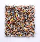 Tiere, 2014, 40 x 40 cm
