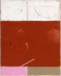 o.T., 2002, Acryl auf Leinwand, 50 x 40 cm